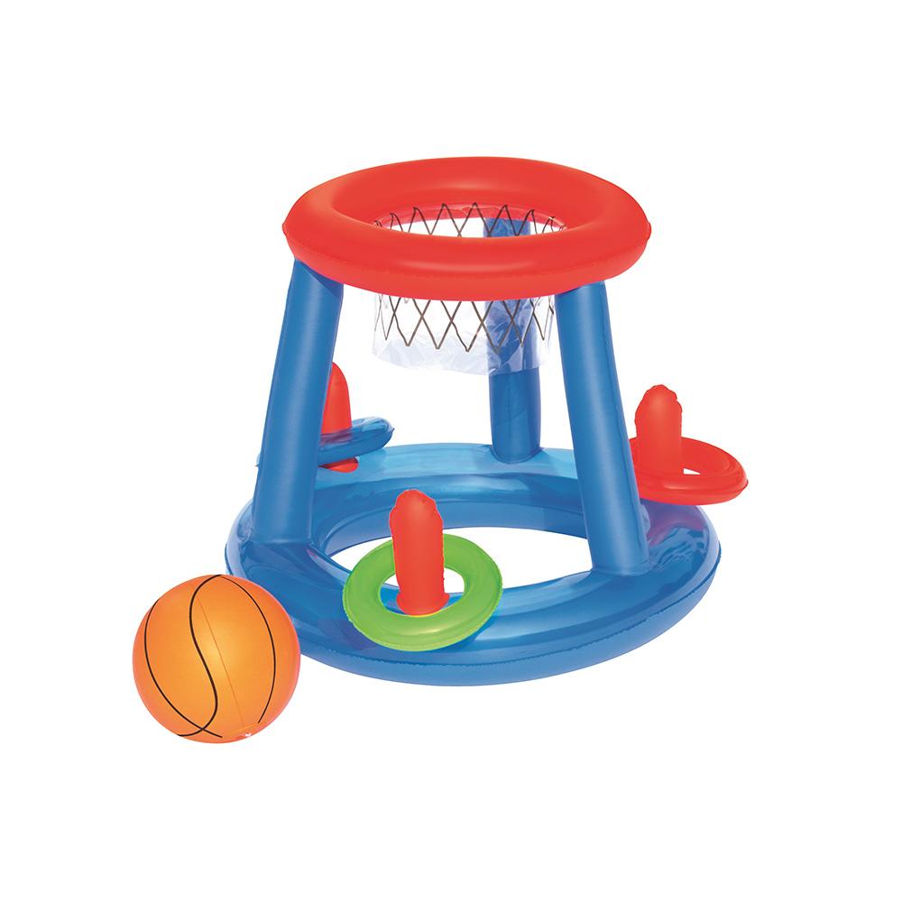 Bestway Game Float Kool Pool Pool Dunk Inflatable Basketball Hoop Set Pool Toy